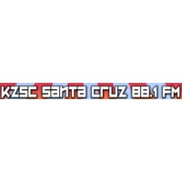 Logo of radio station KZSC Santa Cruz 88.1