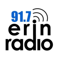 Logo of radio station Erin Radio 91.7