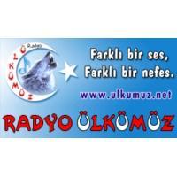 Logo of radio station Radyo Ulkumuz