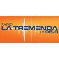 Logo of radio station Radio La Tremenda FM 95.8