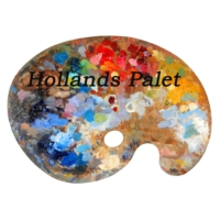 Logo of radio station Hollands Palet