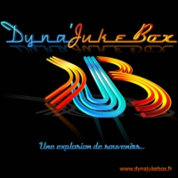 Logo of radio station Dyna'JukeBox