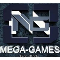 Logo of radio station Mega-Games Radio Officielle