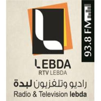 Logo of radio station LeBDa