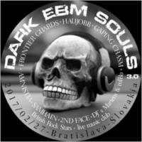 Logo of radio station DEBMS : Dark EBM Souls Radio