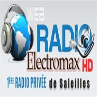 Logo de la radio La WebRadio Electromax c'est la Radio Locale  de  saleilles