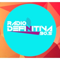 Logo of radio station Radio Definitiva FM 90.5