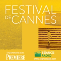 "Logo of the podcast Deuxieme numero de la Séquence ""En Direct de Cannes"" dans la Séance Live"