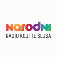 Logo of radio station Narodni