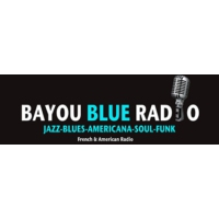 Logo of radio station Bayou Blue Radio