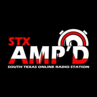 Logo of radio station STX AMPD