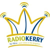 Logo of radio station Radio Kerry