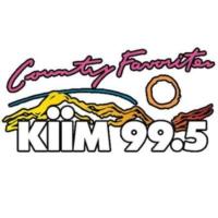 Logo de la radio KIIM 99.5