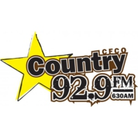 Logo de la radio Country 92.9