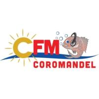 Logo of radio station Coromandel's CFM