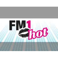 Logo of radio station Radio FM1 Hot
