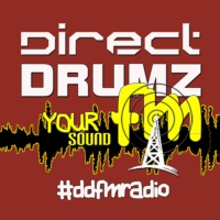 Logo of radio station Direct Drumz FM