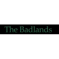 Logo of radio station The Badlands