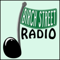Logo of radio station Birch Street Radio