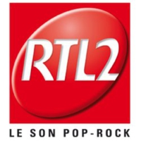 Logo of radio station RTL2 Guadeloupe