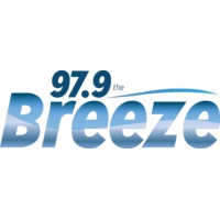 Logo de la radio KTPT 97.9 The Breeze