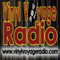 Logo of radio station Vinyl Voyage Radio