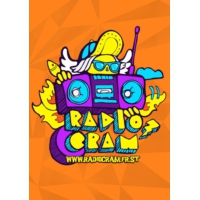 Logo of radio station RadiocraM