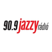 Logo of radio station 90.9 Jazzy Rádió