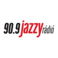Logo de la radio 90.9 Jazzy Rádió
