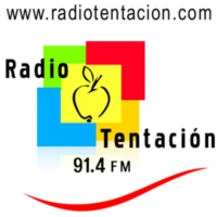 Logo of radio station Radio Tentación