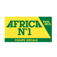 Logo of radio station Africa N°1 Coupé Décalé