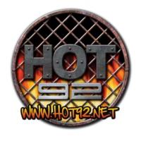 Logo of radio station Hot92