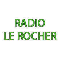 Logo of radio station Radio Le Rocher