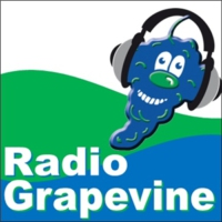 Logo of radio station Radio Grapevine