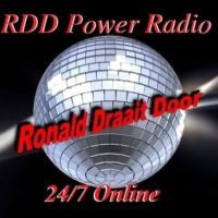 Logo of radio station RDD PowerRadio NL