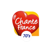 Logo de la radio Chante France 70's