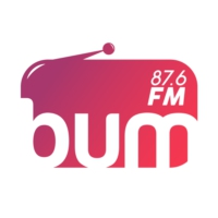 Logo of radio station Radio Bum