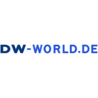 Logo de la radio Deutsche Welle English