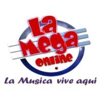 Logo of radio station La Mega Malaga