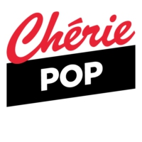 Logo of radio station Chérie Pop