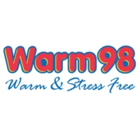 Logo of radio station WRRM Warm 98