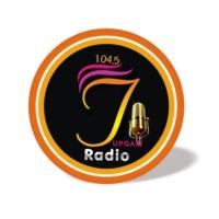 Logo of radio station TUPGAM 104.5 RADIO
