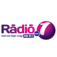 Logo of radio station Rádió Pont 1