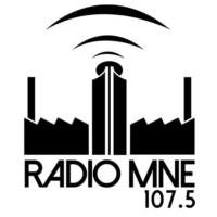 Logo of radio station Radio MNE