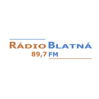Logo of radio station Radio Blatna