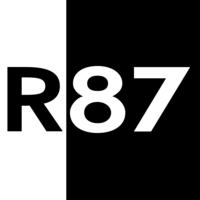 Logo of radio station RADIO87