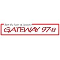 Logo of radio station Gateway 97.8