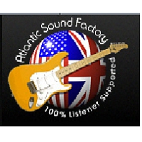 Logo of radio station Atlantic Sound Factory