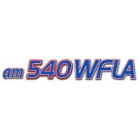 Logo of radio station WFLF Newsradio 540 AM