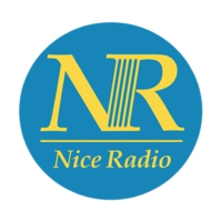 Logo of radio station Nice Radio